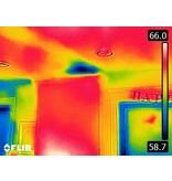 FLIR C2 pocket-size thermal camera