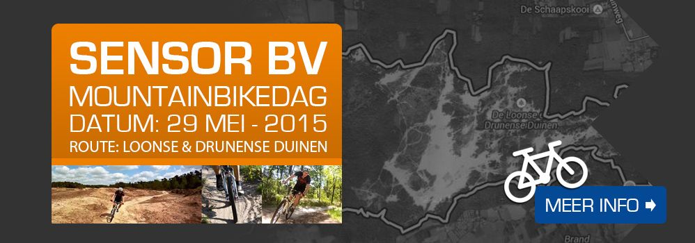 Mountainbikedag 2015