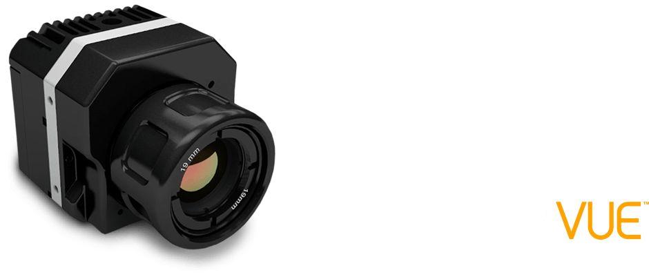 FLIR Vue warmtebeeldcamera voor Drones