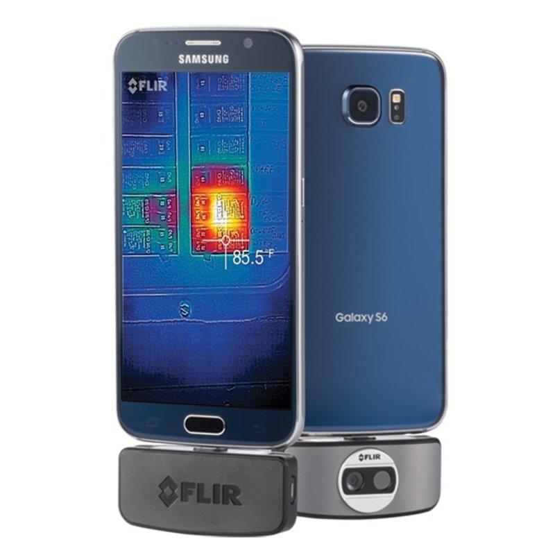 FLIR One Next Generation voor Android telefoons & tablets