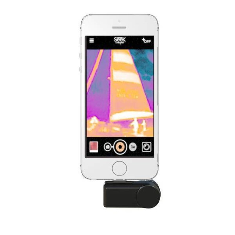 Seek Thermal Le Seek Thermal iOS XR avec FOV = 20 °
