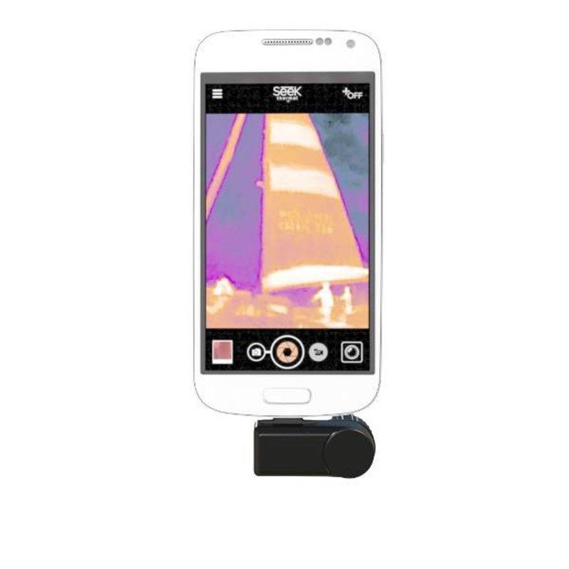 Seek Thermal Le Seek Thermal Android XR avec FOV = 20 °