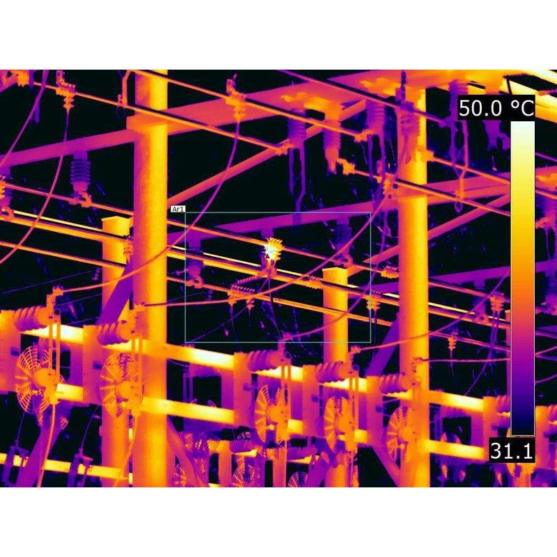 FLIR T1020 / T1K 1024 × 768 pixels