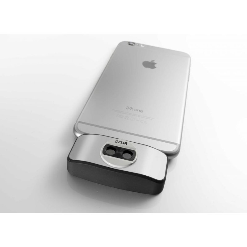 FLIR One iOs pour caméra thermographique