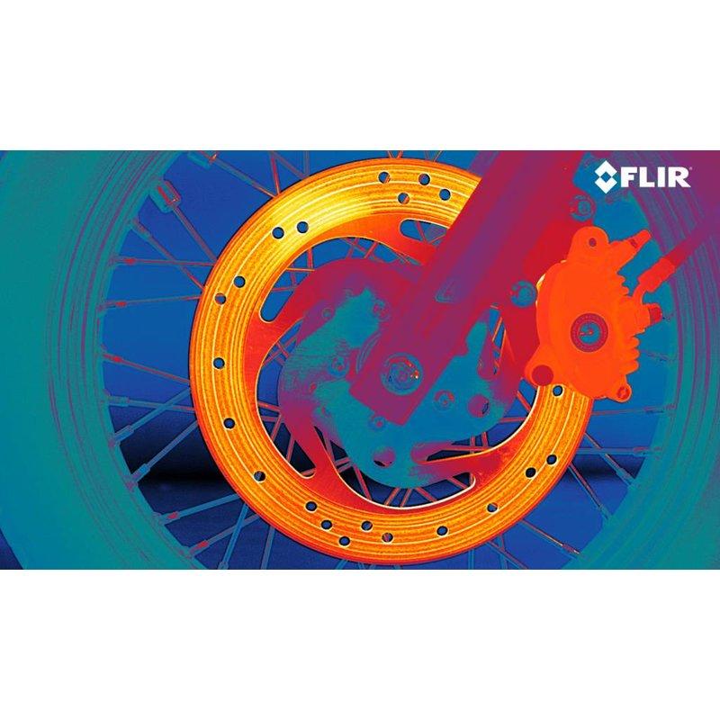 FLIR A655sc voor Research & Development