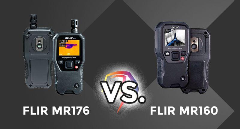 Flir MR176 vs. Flir MR160
