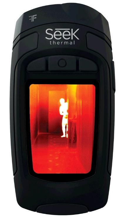 Seek Thermal Reveal Xr Black Fastframe Warmtebeeldcamera Nl