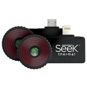 Seek Thermal Compact PRO iOS Fast Frame