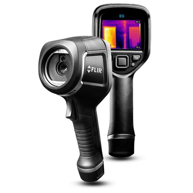 FLIR E5 infrared camera 120 x 90 pixels & MSX®