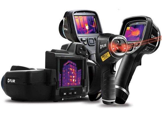 Industrie Wärmebildkameras
