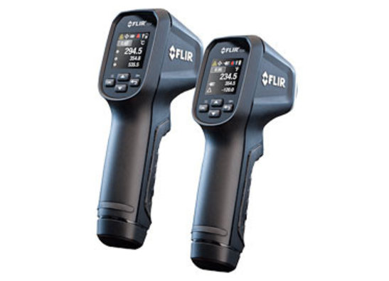 IR Temperaturmessgeräte