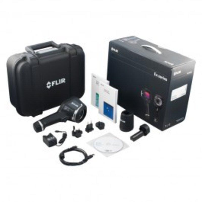 FLIR E8 WiFi Point & Shoot warmtebeeldcamera 320 x 240 pixels