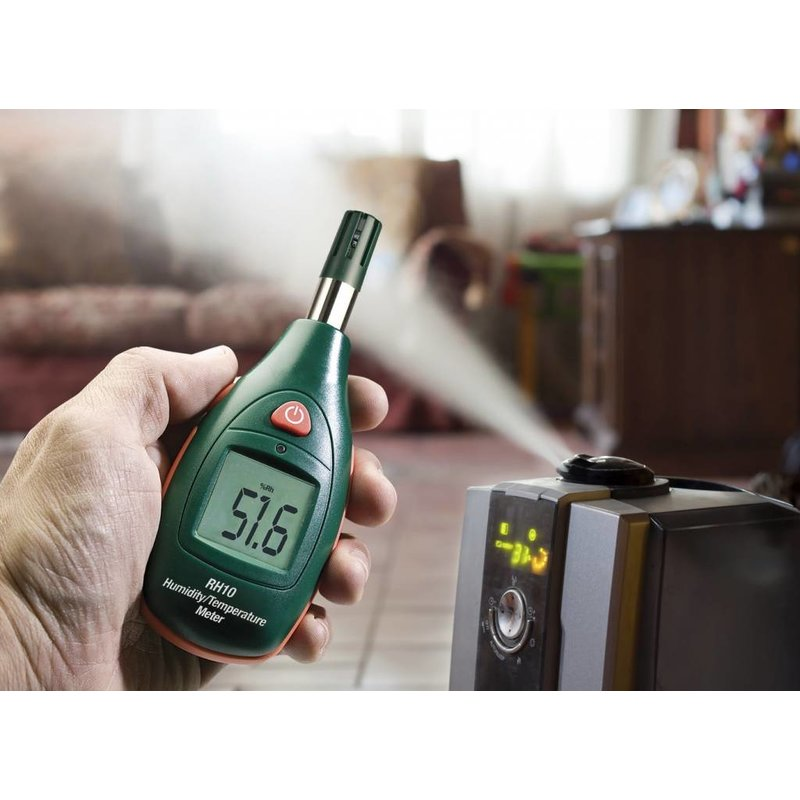 EXTECH RH10 - Vocht en Temperatuur meter