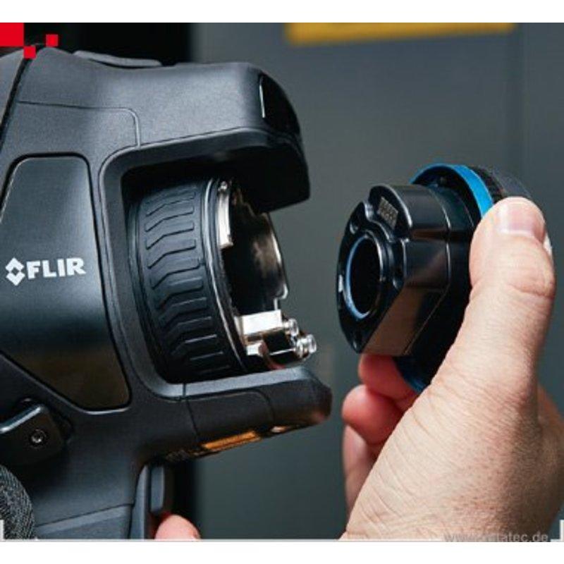 FLIR Exx serie losse lens: 24º x 18º (17mm Lens)