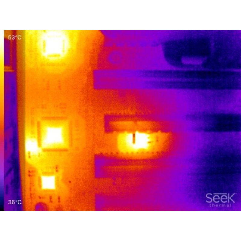 Seek Thermal Reveal Pro Fast Frame