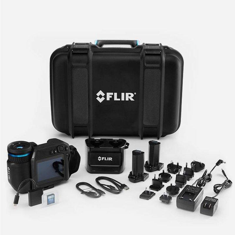 FLIR T530 met 42° lens