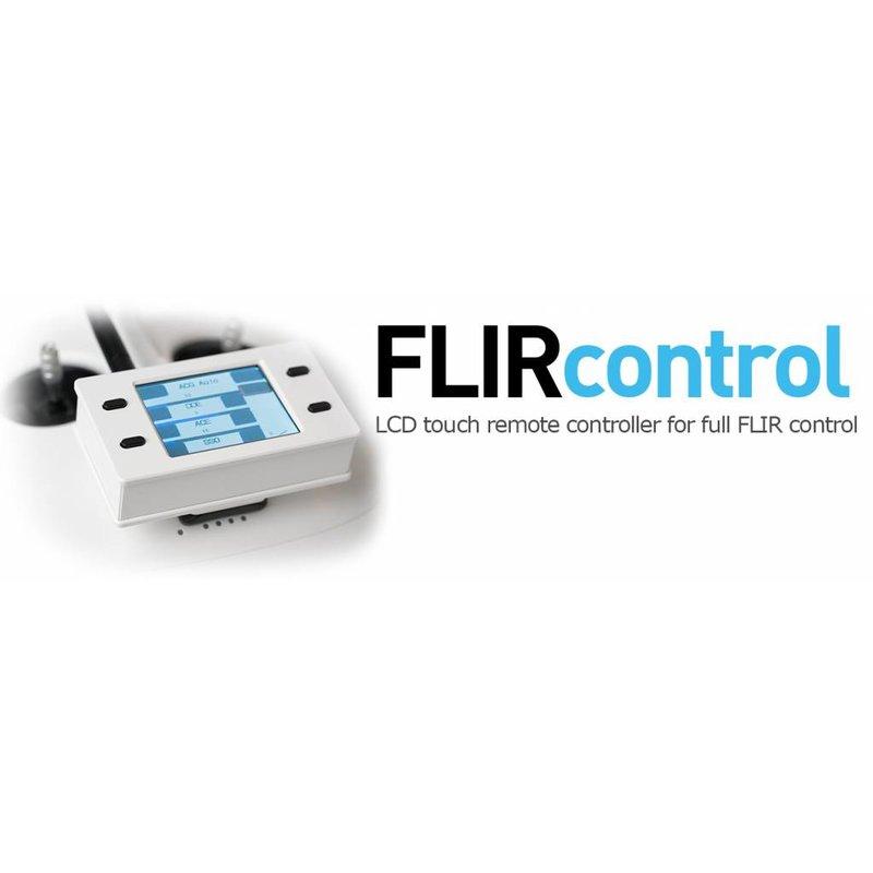 FLIR Drone Kit: DJI Phantom 4 met FLIR Vue 336 en 4K camera