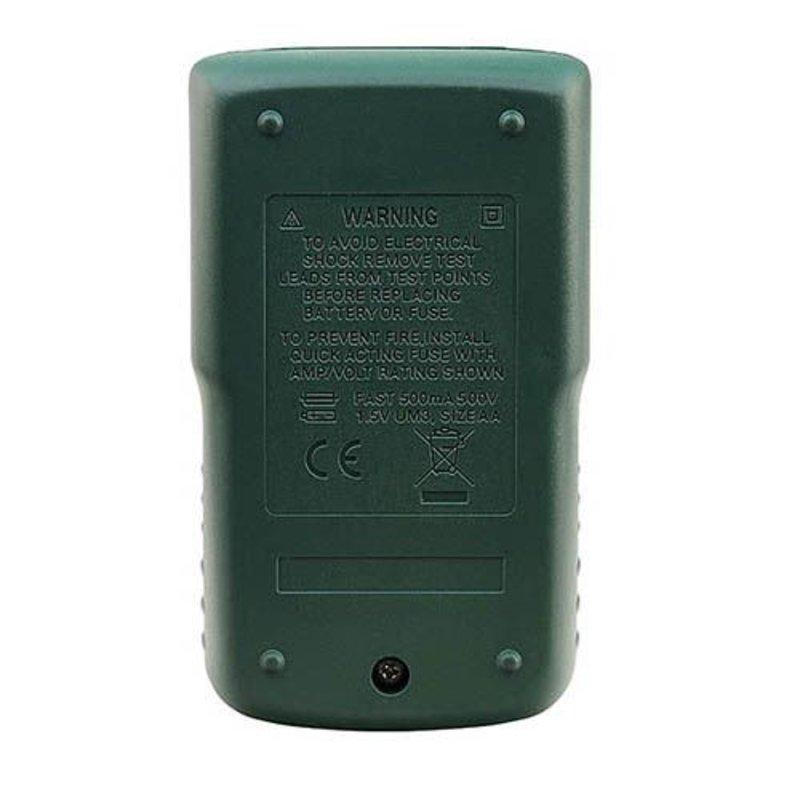 EXTECH 38073A - Analoges mini-multimeter