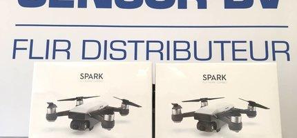 DJI Spark kopen nu op voorraad