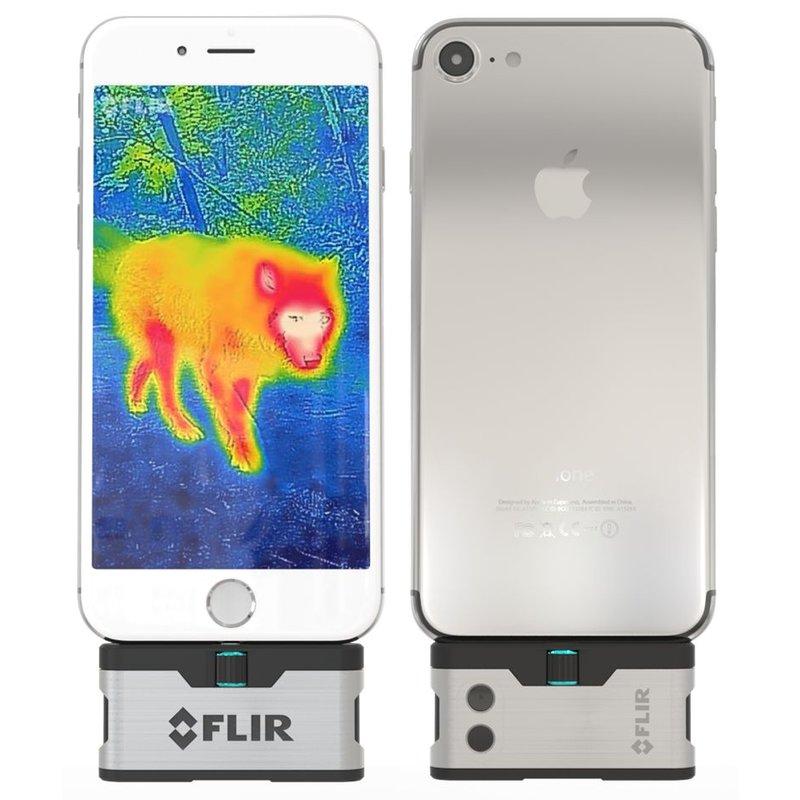 FLIR One Third generation iOS - Qurrent Aktion