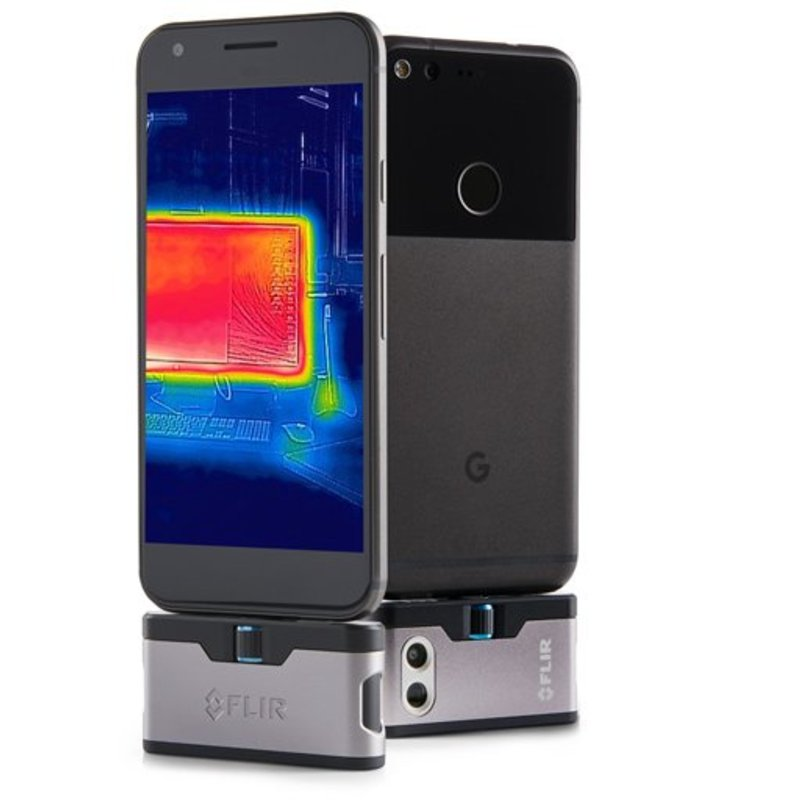 FLIR One Third Generation Android Micro USB - Qurrent Promo - Copy