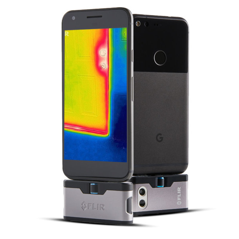 FLIR FLIR One Android USB-C - Qurrent Promo