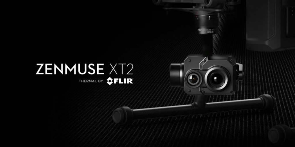 DJI en FLIR releasen de Zenmuse XT2