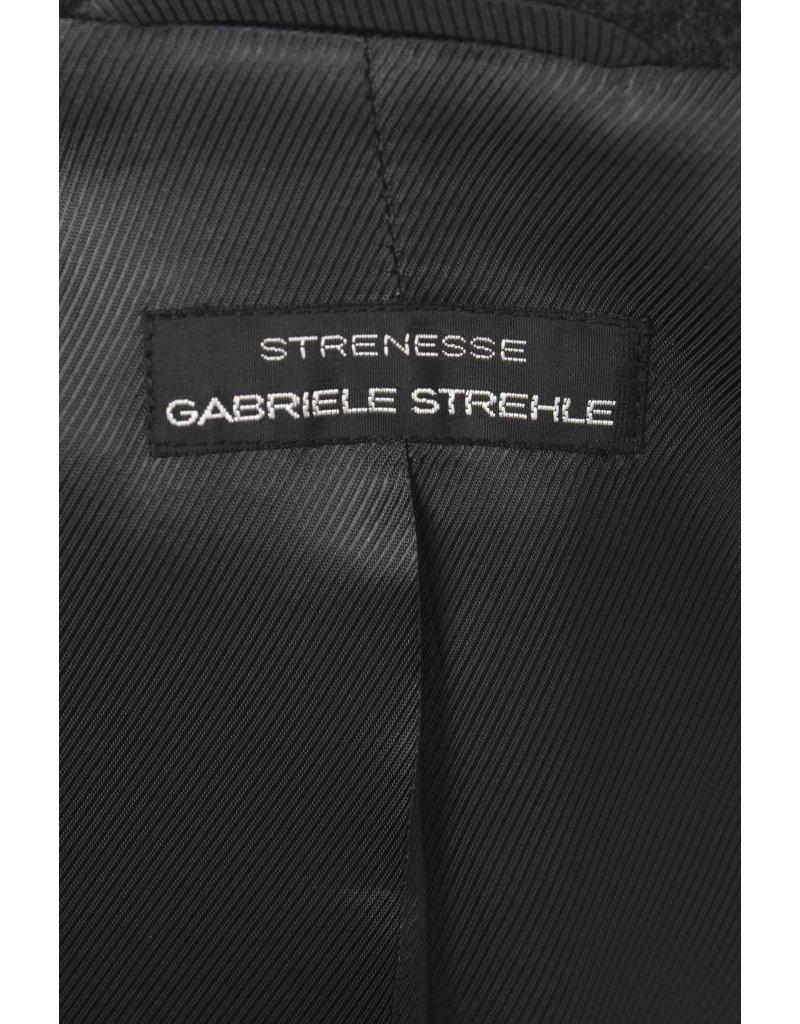 strenesse gabriele strehle lange 3 4 jas 5 stars vintage. Black Bedroom Furniture Sets. Home Design Ideas