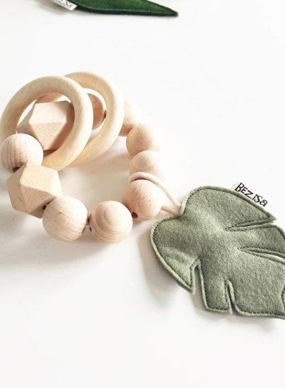 Bezisa Rammelaar Leaf / pistache