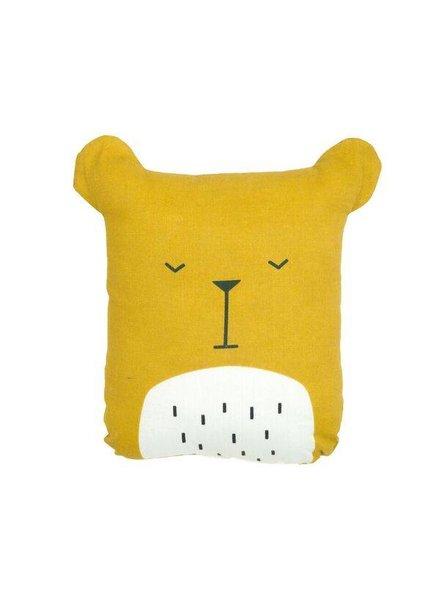 Fabelab Kussentje Lazy Bear