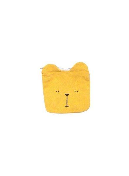 Fabelab Portemonneetje Lazy Bear