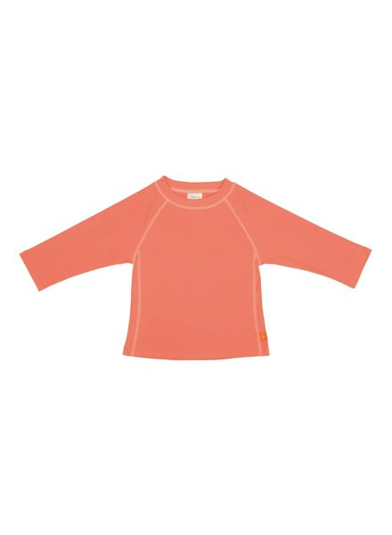 Lässig UV-shirt Peach lange mouw