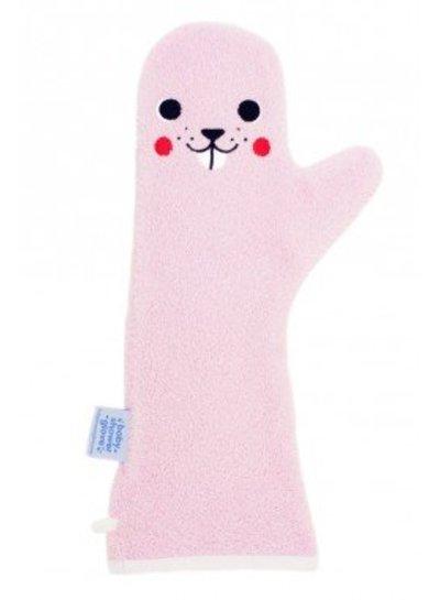 Invented 4 Kids  Baby Shower Glove Bever roze