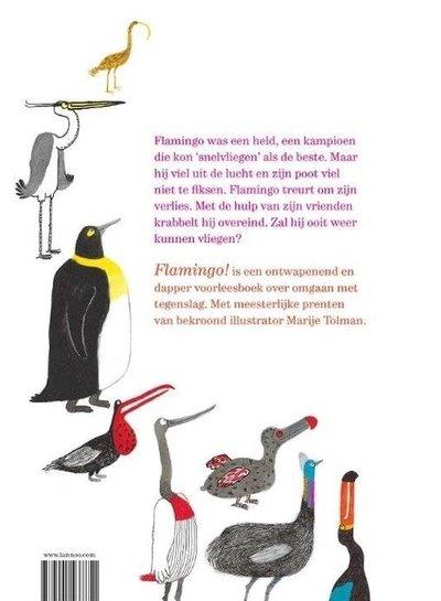Lannoo Boek, Flamingo