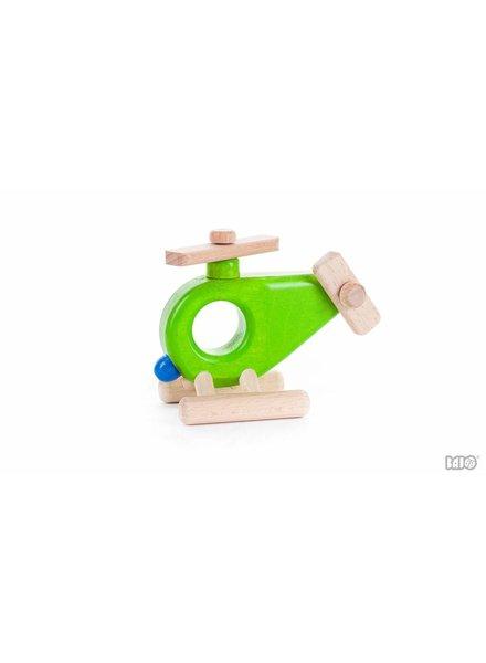 Bajo Houten speelgoed helikopter