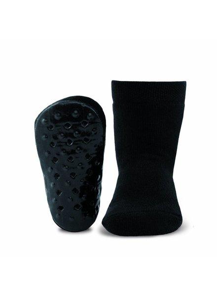 Ewers Antislip sokken zwart