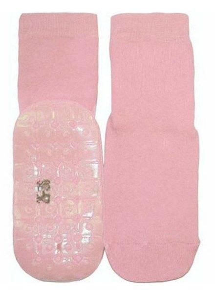 Ewers Antislip sokken roze