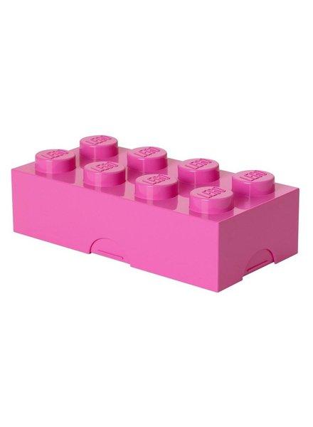 LEGO broodtrommel roze