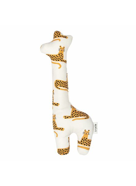 Trixie rammelaar giraf cheetah