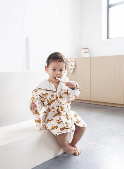 Trixie badjas Cheetah (2-3 jaar)