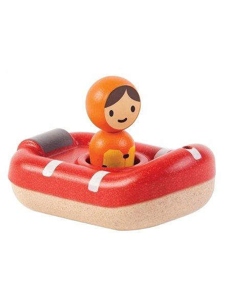 Plan Toys Reddingsboot Plan-Toys
