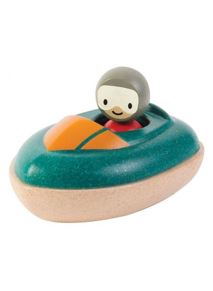 Plan Toys Speedboat Plan-Toys