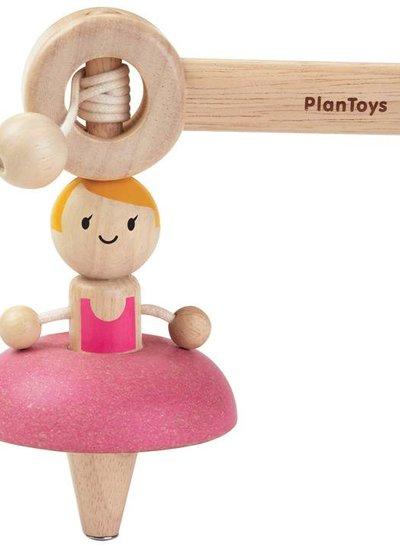 Plan Toys Ballerina tol Plan-Toys