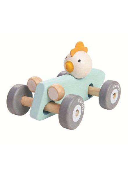 Plan Toys Kip racewagen Plan-Toys