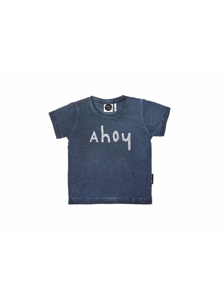 Sproet & Sprout t-shirt blauw, Ahoy