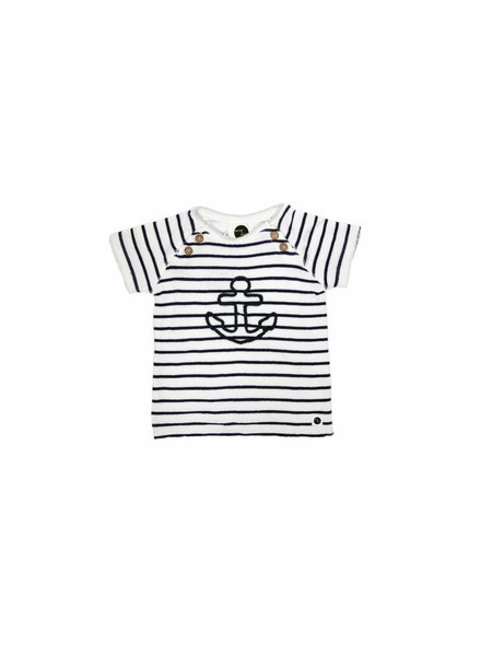 Sproet & Sprout Sweater stripes anker