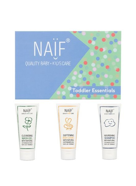 Naïf Giftset toddler essentials