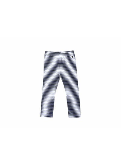 Sproet & Sprout Legging navy stripes