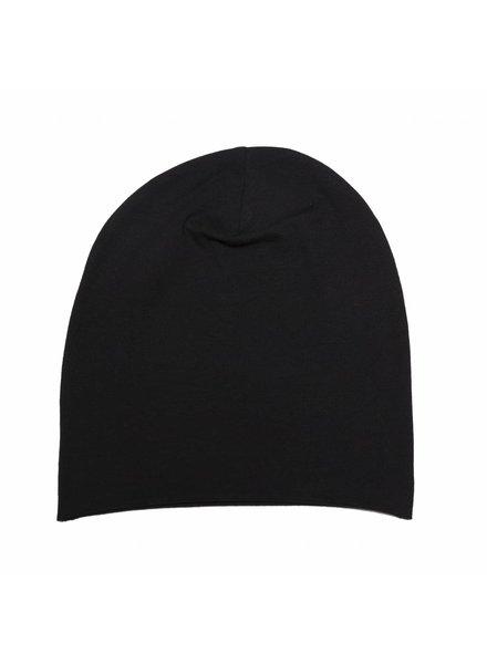 MINGO Beanie zwart