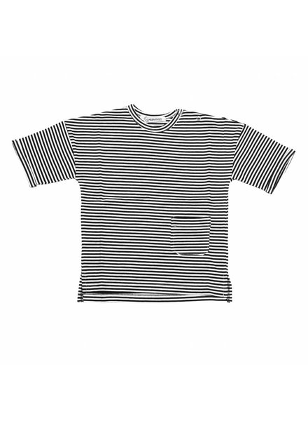 MINGO T-shirt stripes